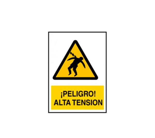 señal alta tensión online
