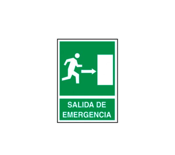 Señal Salida Emergencia online